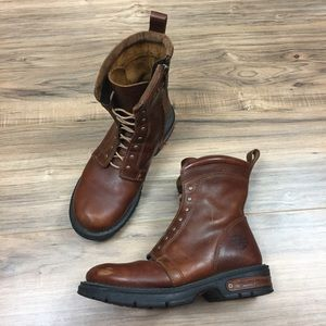 Harley Davidson Leather Boot